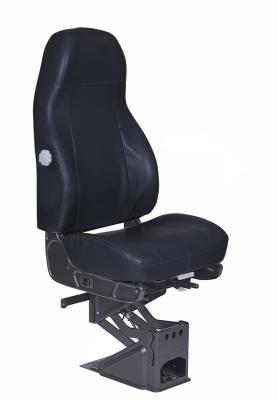 School Bus Seat, HiPro 95 Height Riser Height Riser, Black Vinyl | NationalSeating